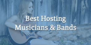 best hosting musicians music bands