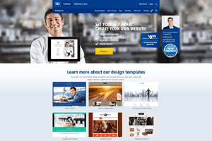1and1 mywebsite builder