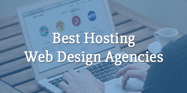 best hosting web design agency