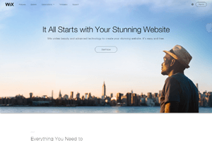 wix best website builder tool