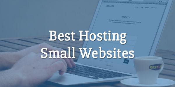 best-hosting-small-websites