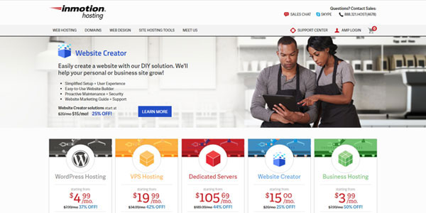 inmotion-small-business-website-hosting